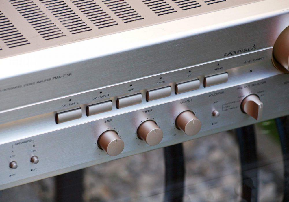 天龙 DENON PMA-715R 功率放大器