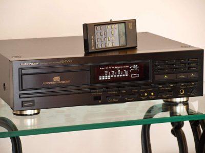 先锋 PIONEER PD-7300 CD播放机