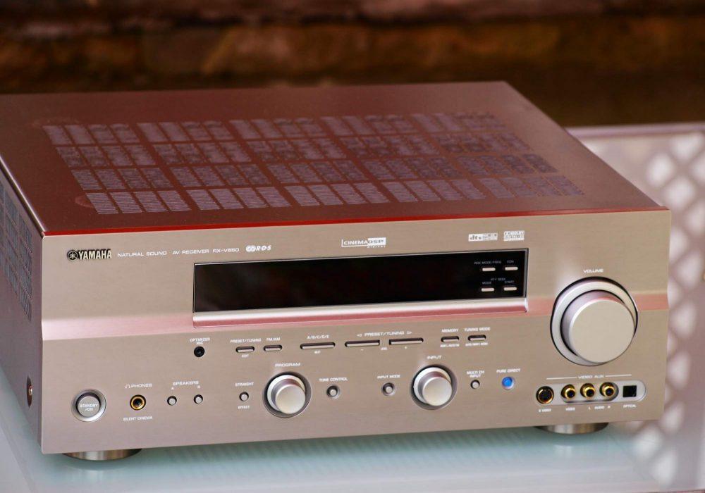 雅马哈 YAMAHA RX-V650 功率放大器