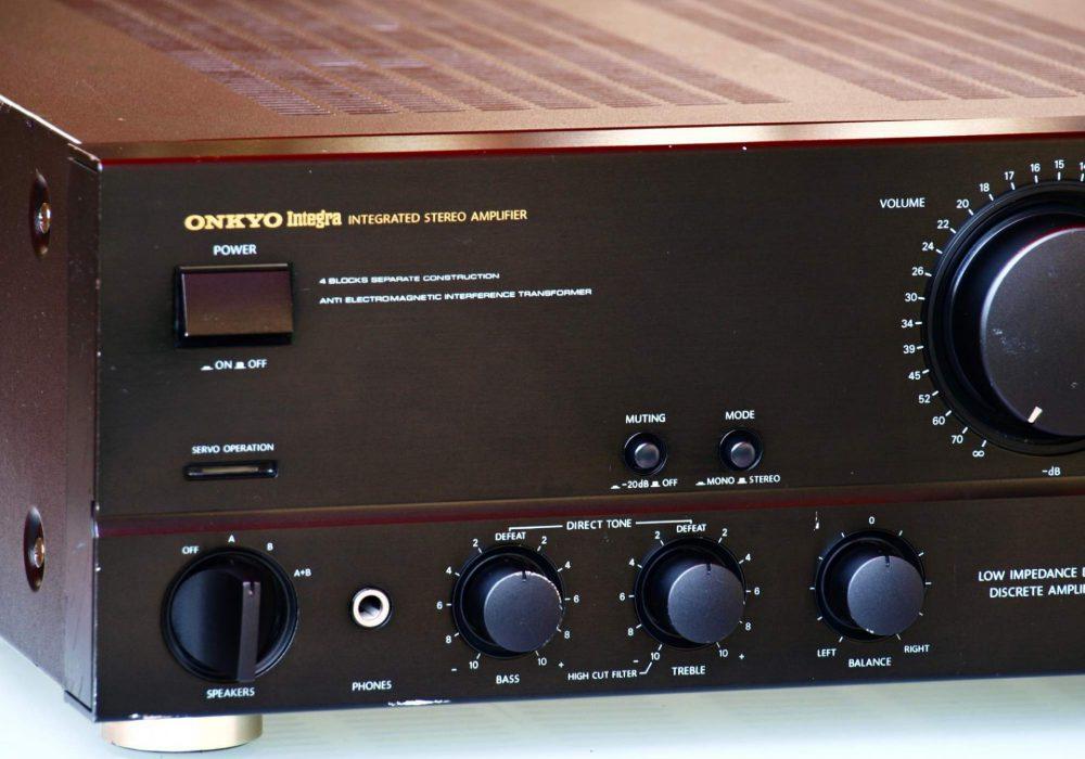 Onkyo Integra A-8670 功率放大器