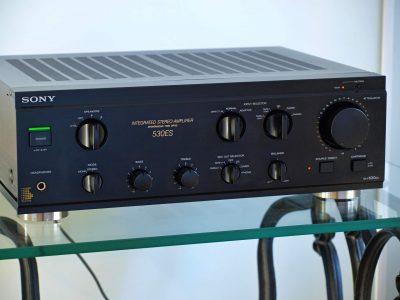 索尼 SONY TA-F530ES 功率放大器