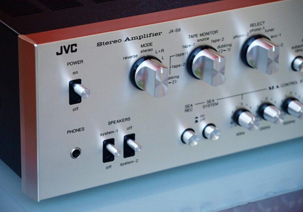 JVC JA-S8 功率放大器