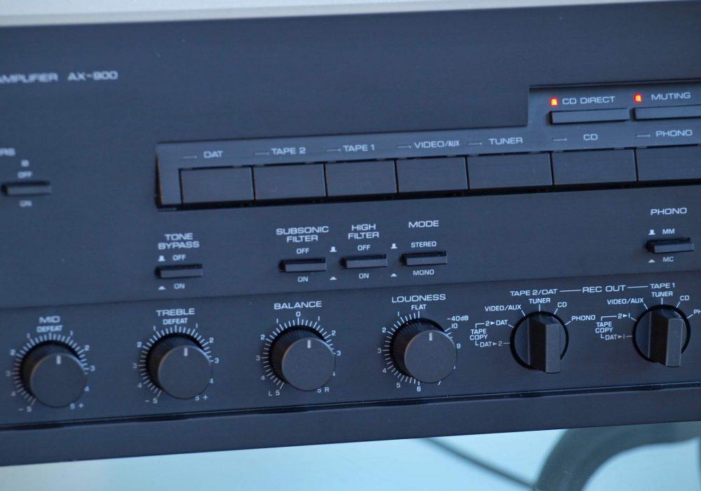 雅马哈 YAMAHA AX-900 功率放大器