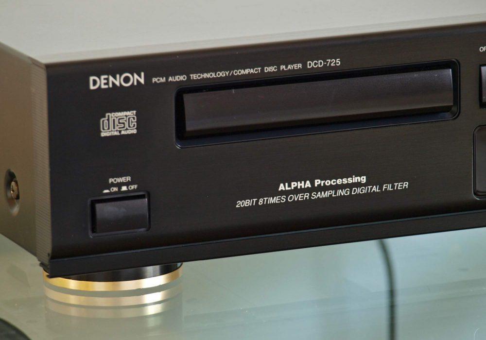 天龙 DENON DCD-725 CD播放机