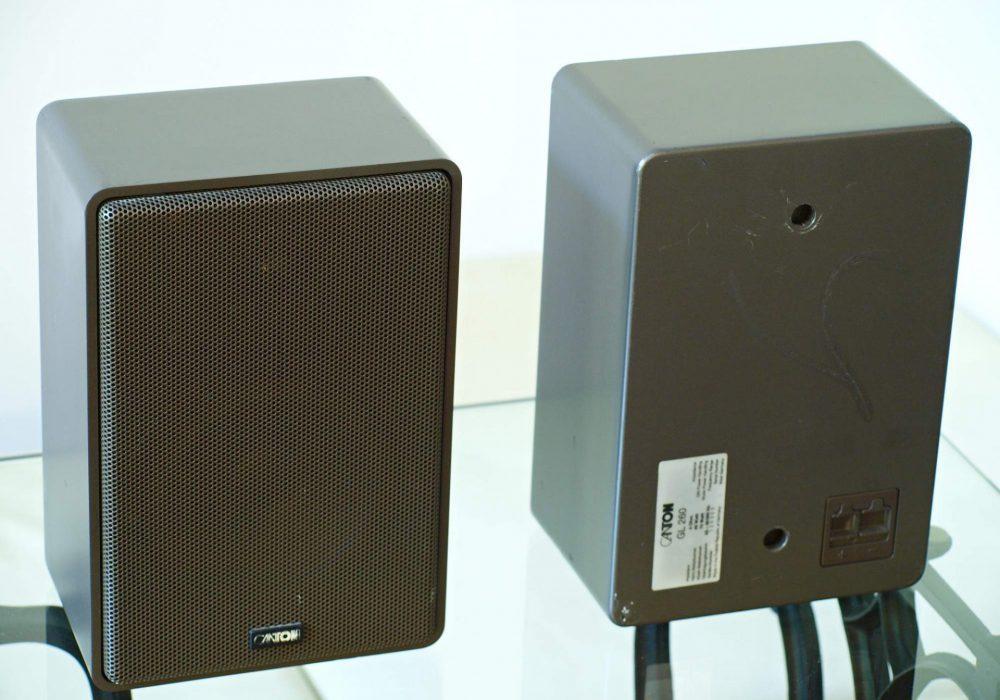 Canton GLE-260 音箱