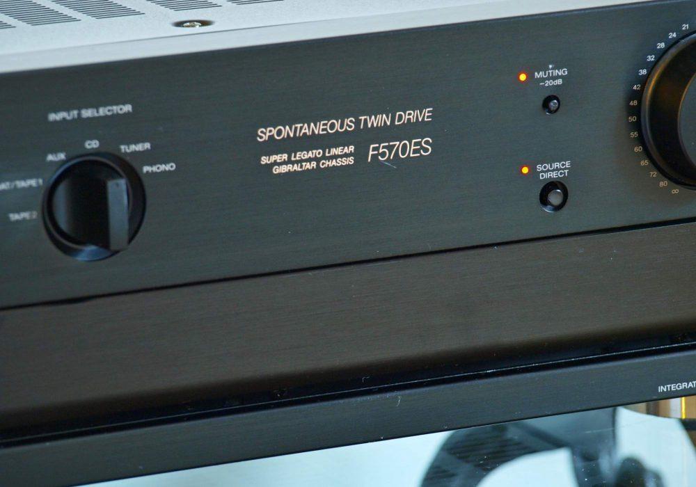 索尼 SONY TA-F570ES 功率放大器