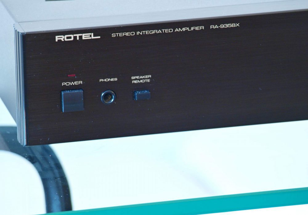 Rotel RA-935BX 功率放大器