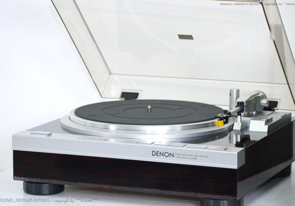 DENON DP-47F High-End 黑胶唱机