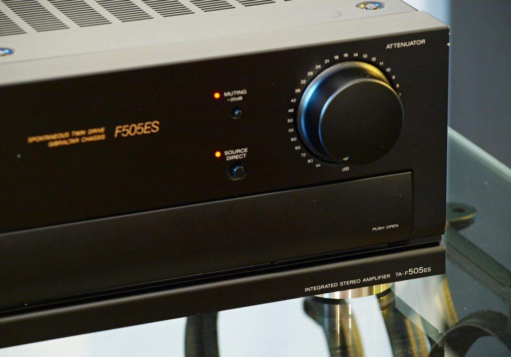 索尼 SONY TA-F505ES 功率放大器