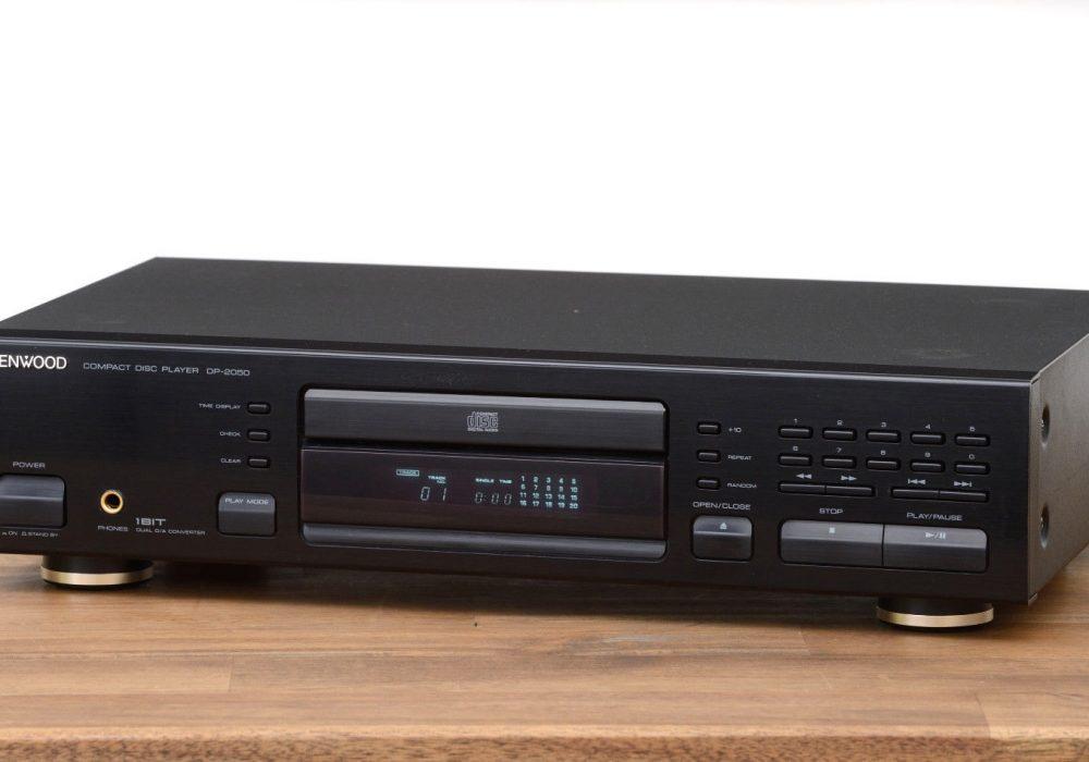 Kenwood DP-2050 CD-Player in schwarz