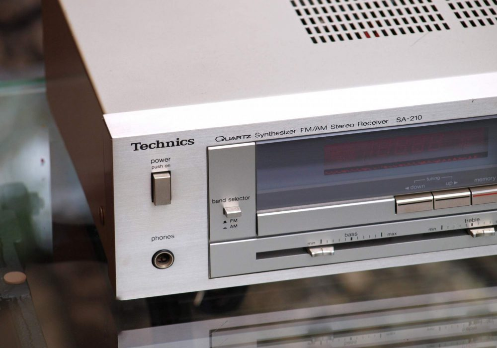 Technics SA-210 FM/AM 收音头