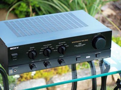 索尼 SONY TA-F210 功率放大器
