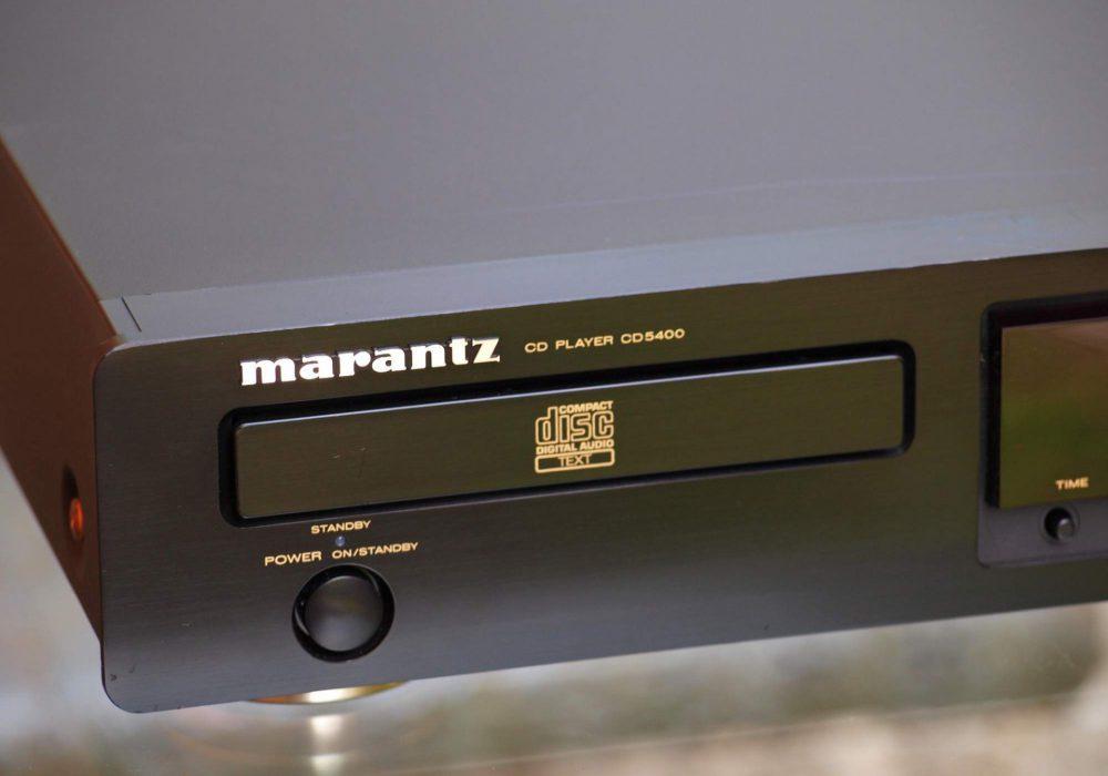 马兰士 Marantz CD-5400 CD播放机