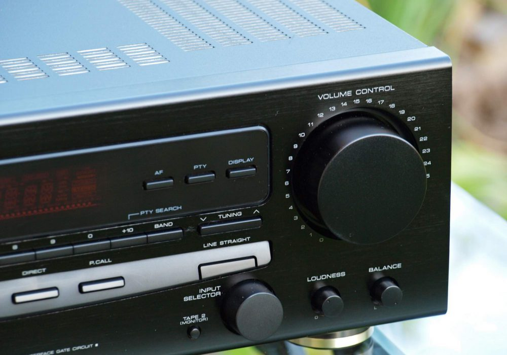 Kenwood KR-V6050 功率放大器
