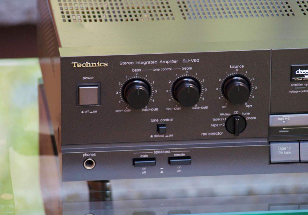 Technics SU-V60 功率放大器