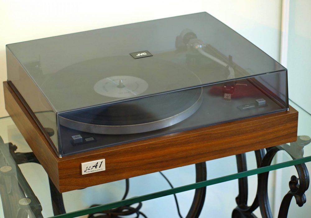 JVC JL-A1 黑胶唱机