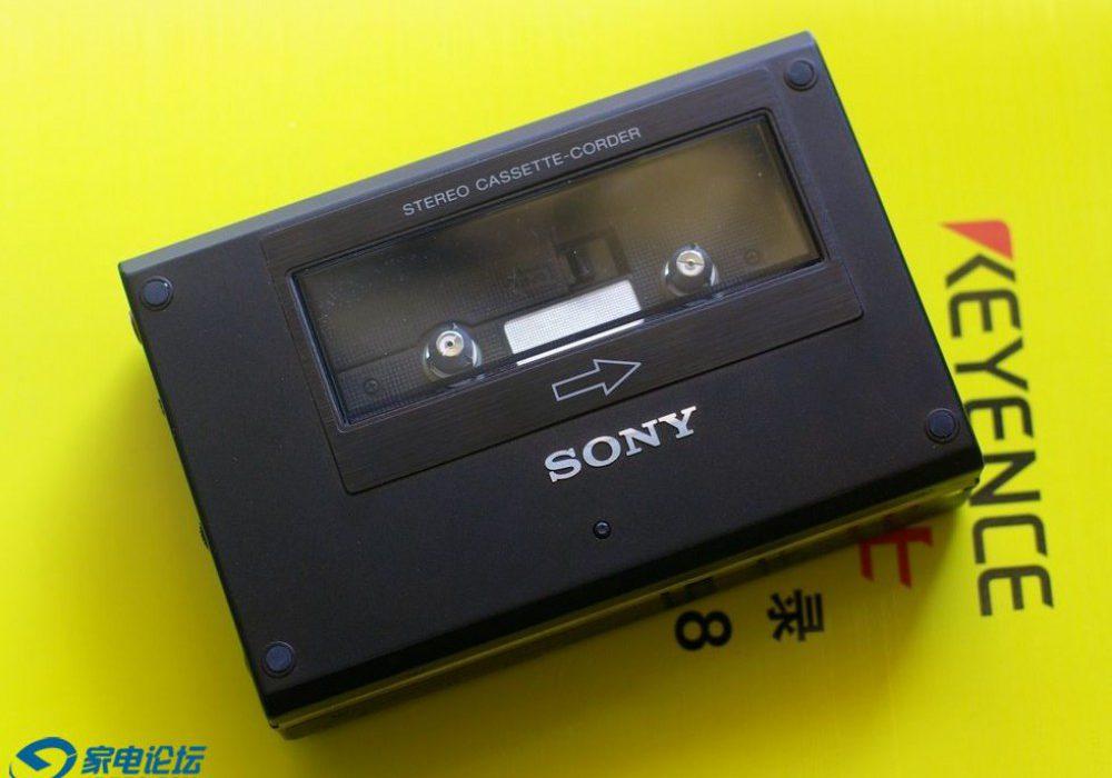 索尼 SONY WM-D3 磁带随身听