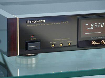 先锋 PIONEER F-91 FM/AM 收音头
