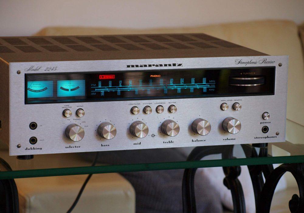 马兰士 Marantz Model 2245 收音头