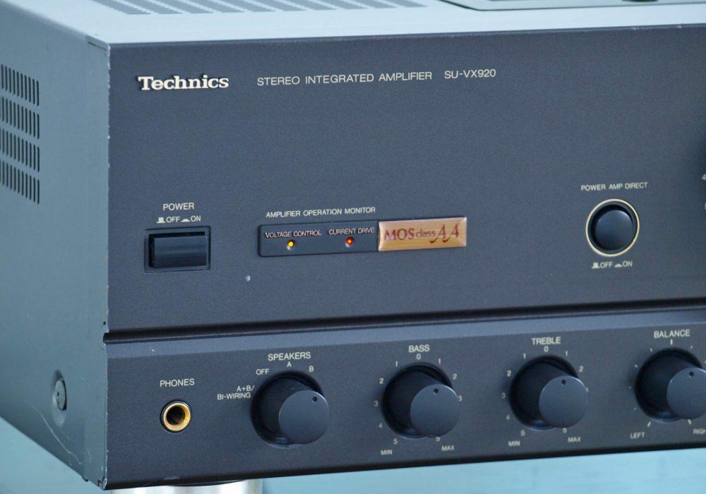 Technics SU-VX920 功率放大器