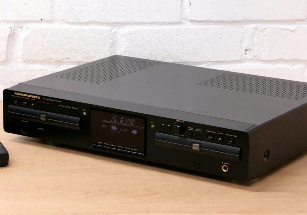 MARANTZ DR4050 CD播放机