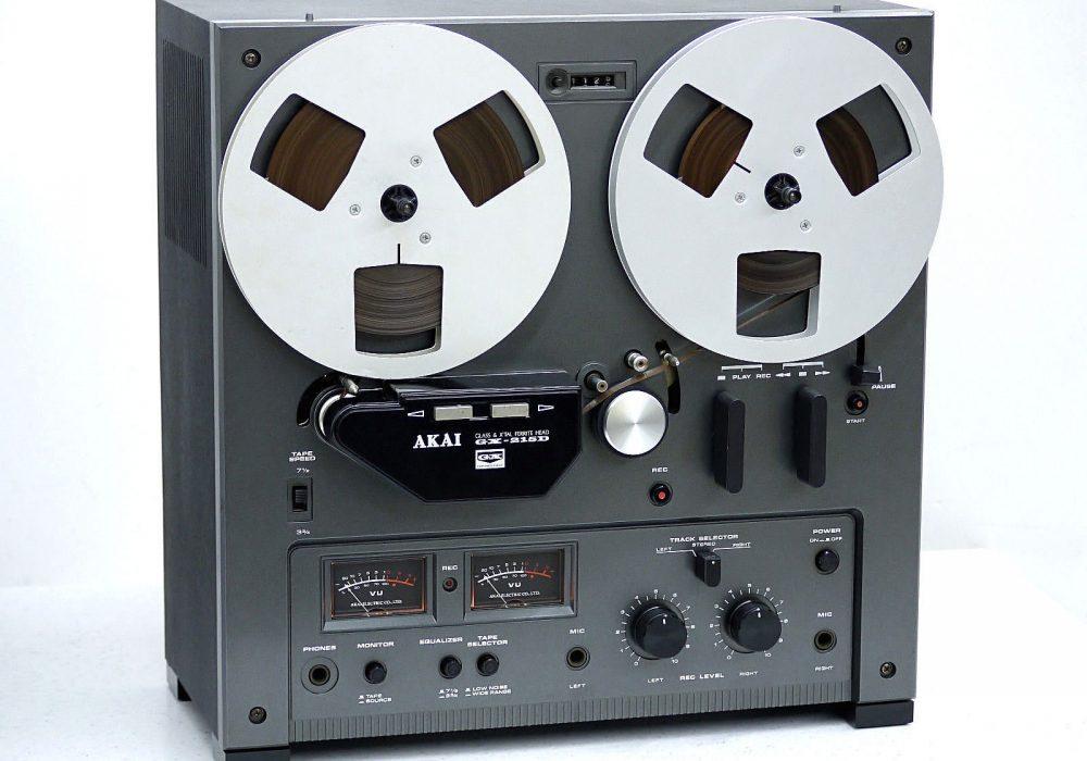 AKAI GX-215D 古董 Bandmaschine