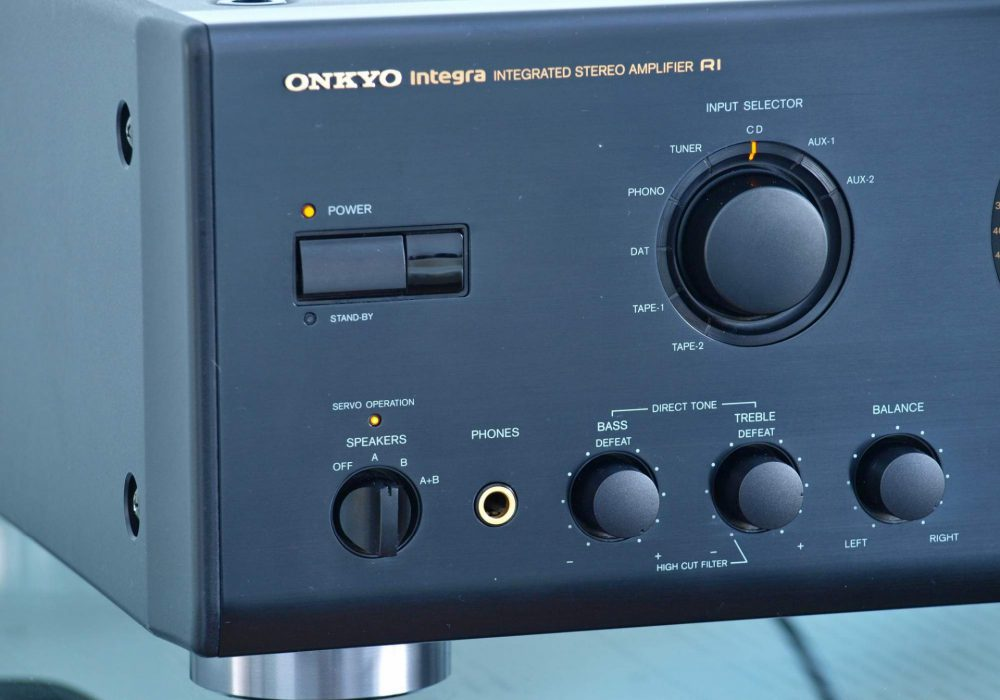 Onkyo A-8870 功率放大器