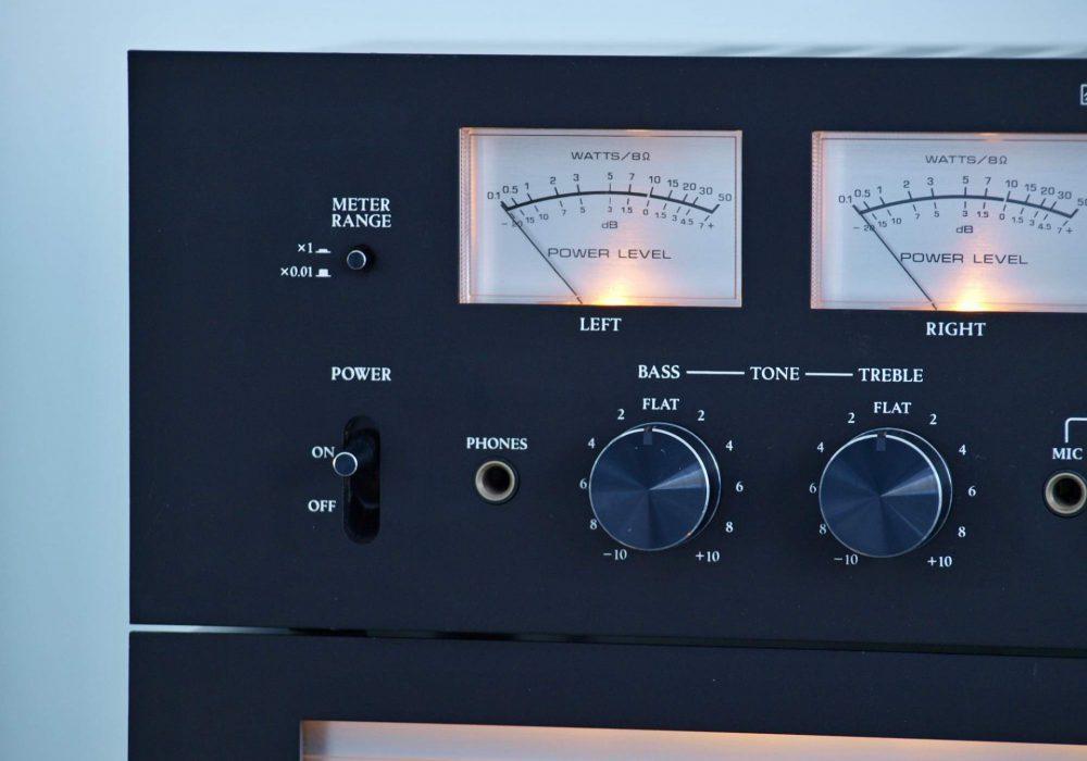 Fisher CA-7700 功率放大器 + FM-7700 收音头 + CR-7700N 卡座
