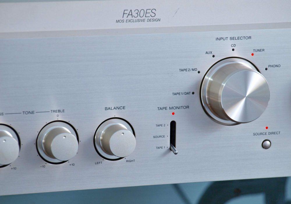 索尼 SONY TA-FA30ES 功率放大器