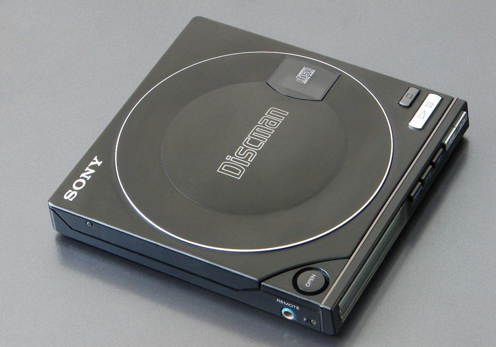 索尼 SONY D-10 ( D-100 ) Discman CD随身听