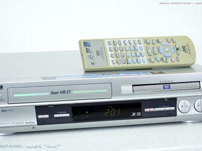 JVC HR-XVS20 E DVD-Player/VHS Super Video 录音机 + FB!! Gewartet+1J.Ga<wbr/>rantie!