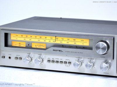ROTEL RX-603 古董 立体声 收音机! Top-Zustand!! Gewartet+ 1J.Garantie!!