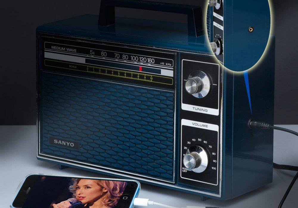 SANYO RL 1140 AM 收音机