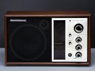 SONY RE-790 AM/FM 收音机