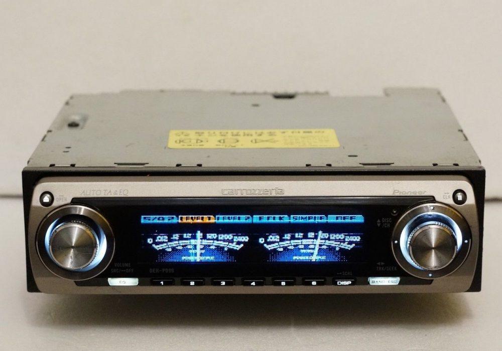 先锋 PIONEER DEH-P099 车载 CD/WMA/MP3/WAV 播放机