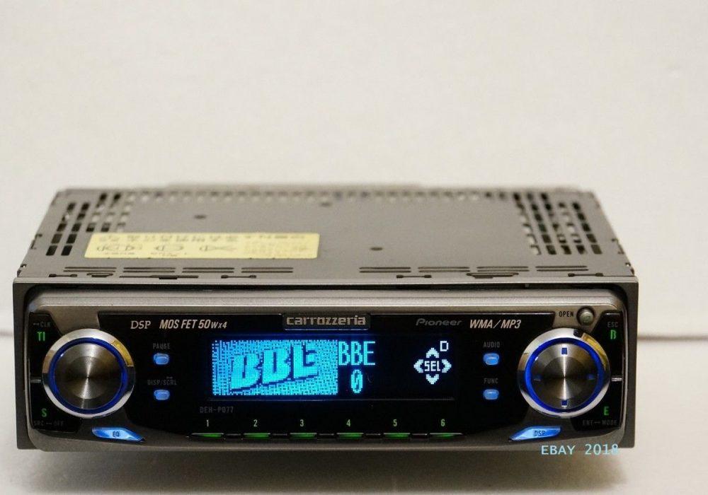先锋 PIONEER DEH-P077 CD/MP3 车载播放机