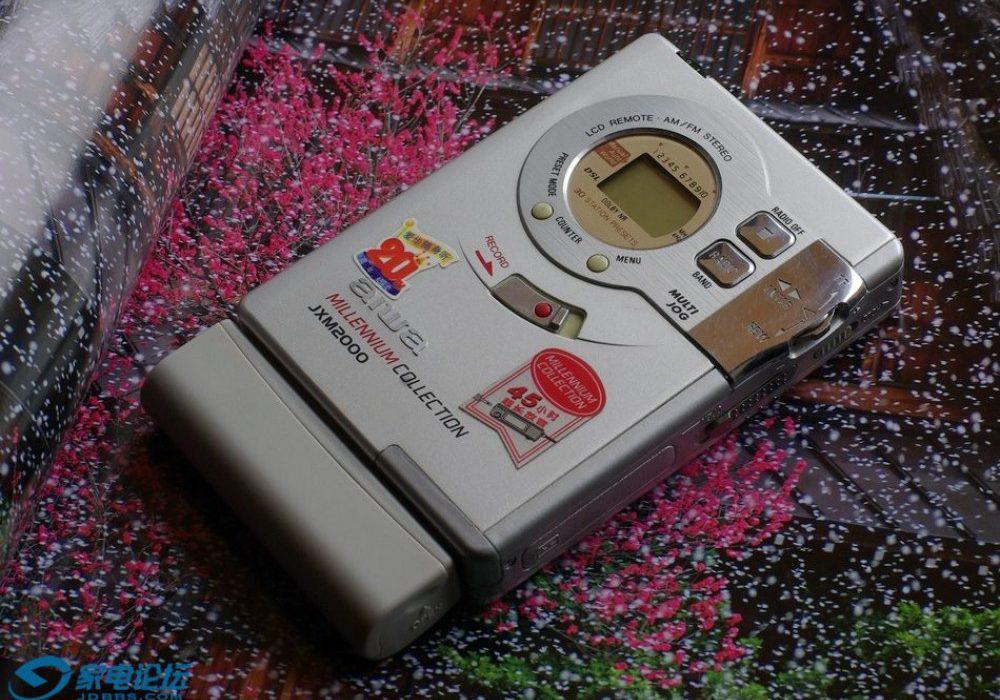 爱华 aiwa JXM2000 磁带随身听