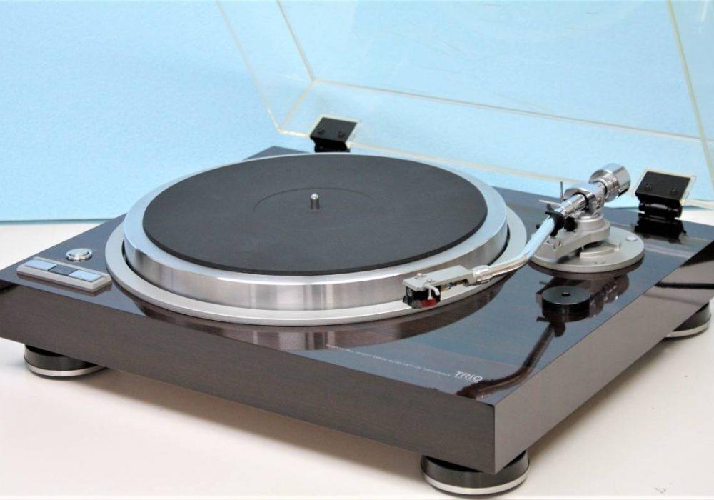 TRIO P-700D 黑胶唱机