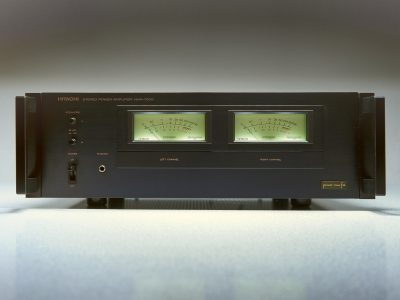 Hitachi HMA 7500 立体声 Power Amplifier