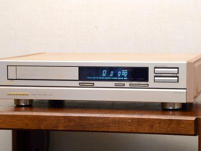 動作品 Marantz マランツ CD-95 CDプレーヤー 取扱説明書付