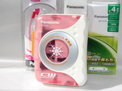 松下 Panasonic RQ-CW02 磁带随身听