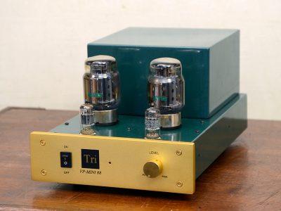動作品 TRIODE トライオード VP-MINI 88 真空管パワーアンプ KT88/シングル メンテナンス済