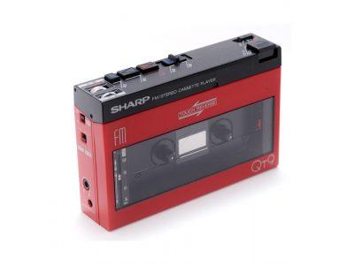 SHARP QT9 磁带随身听