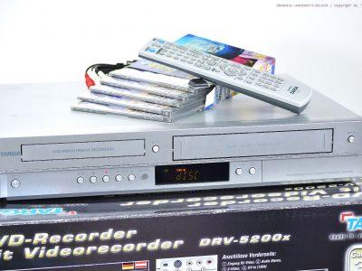 Targa DRV-5200x DVD / VHS 录像机
