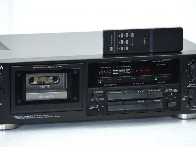 AIWA AD-F880 High-End 磁带 Tape 卡座