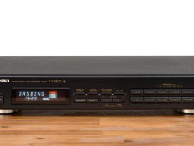 先锋 PIONEER F-301 RDS Tuner 数字调谐 收音头