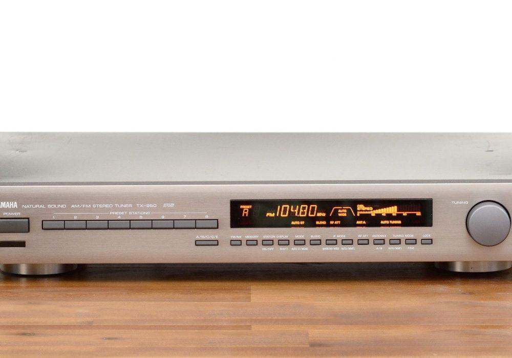 雅马哈 YAMAHA TX-950 AM/FM Tuner 收音头