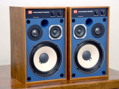 JBL 4312M 小型监听音箱