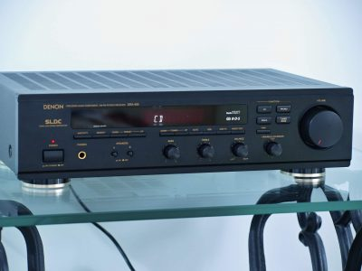 天龙 DENON DRA-455 收扩机