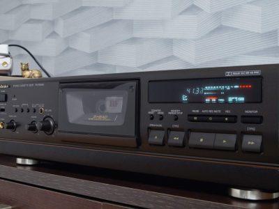 松下 Technics RS-BX646 卡座